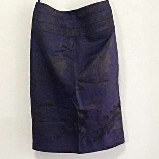 H&M High Waist Formal Skirt. Fit UK 8. Collection At Pasir Ris Mrt Station. No Trade.
