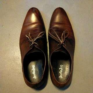 Original Beetle Bug Formal Shoes