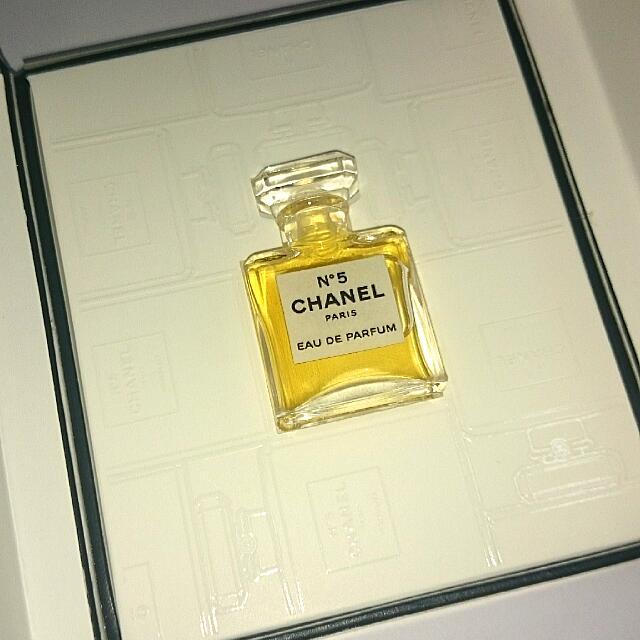 Chanel No5 Eau De Parfum 15ml Mini Size Health Beauty On
