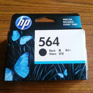 Hp Printer 564 Black Ink Cartridge