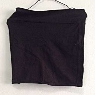 Cotton On Black Bandage Skirt. Fit Size S. Collect At Pasir Ris Mrt Station No Trade.