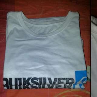 Quiksilver Word Marked Tees