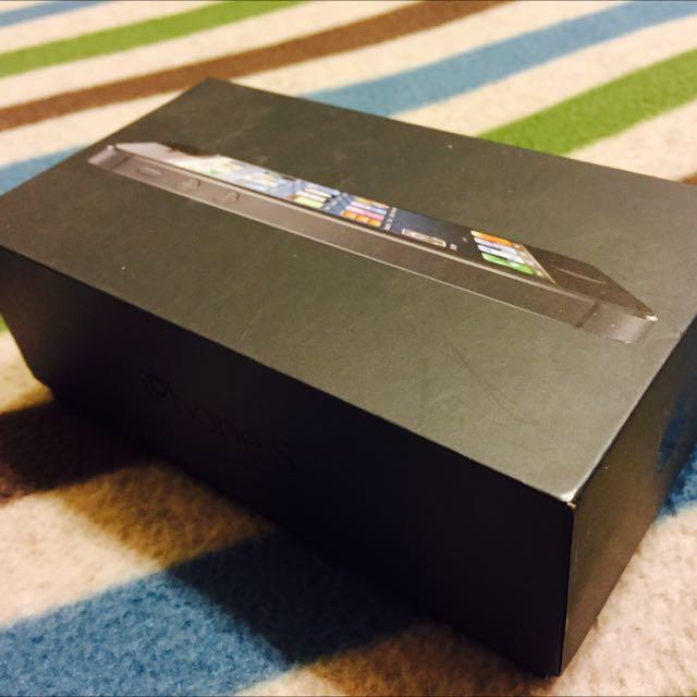 iPhone5黑色 32G