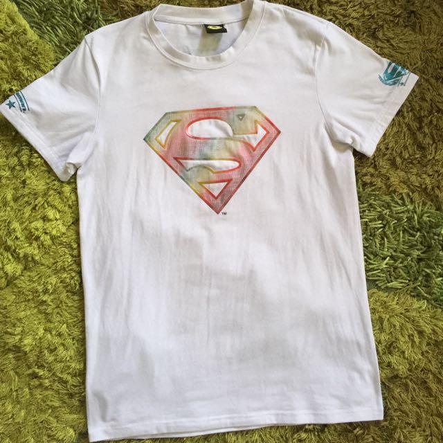 Preloved Superman T Shirt