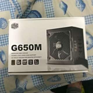Cooler Master G650M Semi-Modular PSU