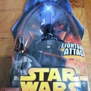 Star Wars Revenge Of The Sith Darth Vader MISC Hasbro
