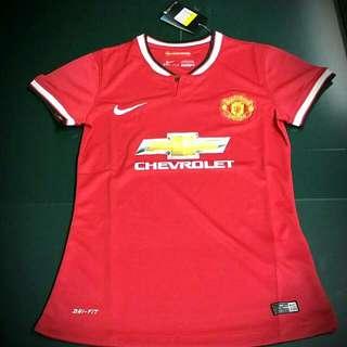 BN Ladies' Man U jersey