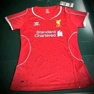 BN Ladies' Liverpool Jersey