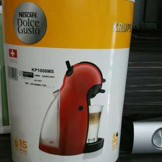 Brand New Nescafe Dolce Gusto krups Coffee Maker