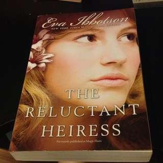 Preloved The Reluctant Heiress By Eva Ibbotson