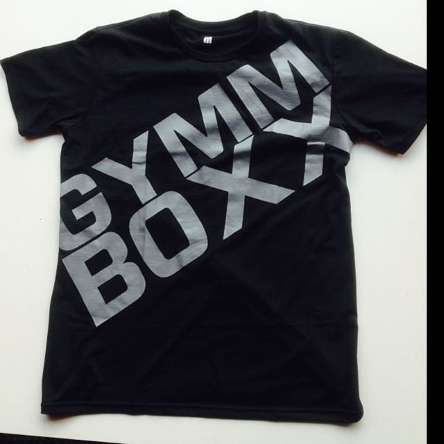 Brand New Gymm Boxx Shirt