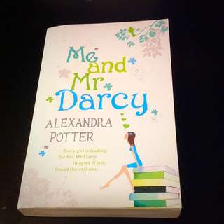 Preloved Me And Mr Darcy By Alexandra Potter