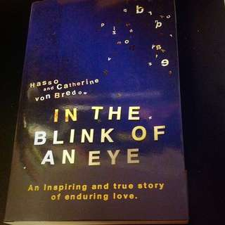 Preloved In The Blink Of An Eye By Hasso and Catherine Von Bred ow