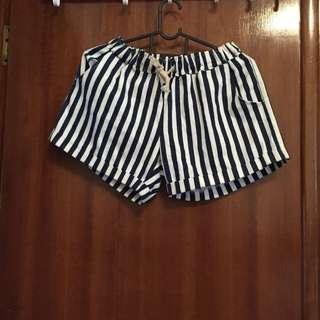 Striped Shorts (FREE NM)