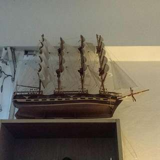 Large Sailboat. COD ONLY.