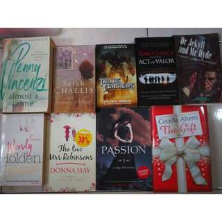 Many Assorted fictions. View Here!