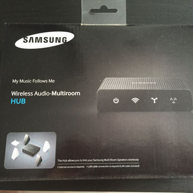 samsung wireless hub
