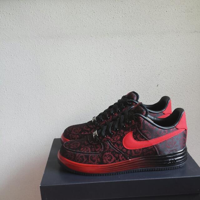 the best attitude 2bd62 059a9 Nike Lunar Force 1 City QS