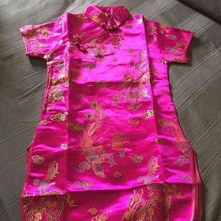 Chinese New Year Dress - Brand New