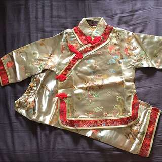 Chinese New Year Costume For Girl