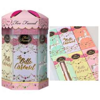 (PENDING)Too Faced La Belle Carousel
