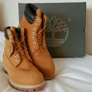 Original Timberland Classic Boots