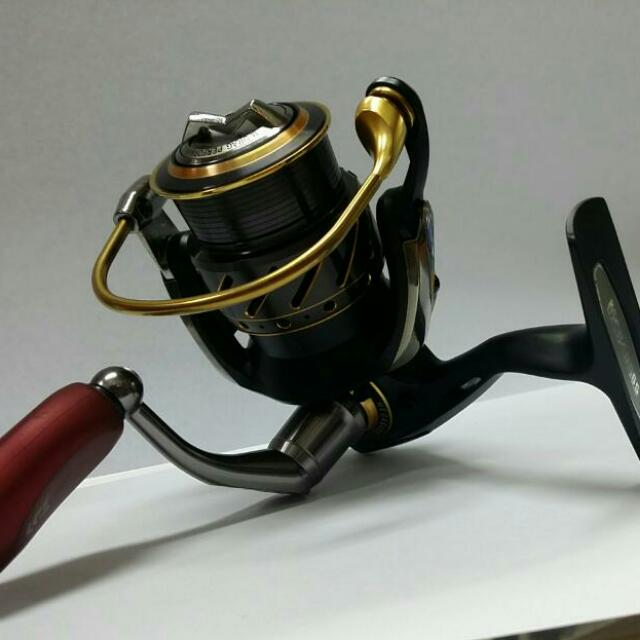 MEGABASS LUVITO 103 [FISHING REEL], Sports on Carousell