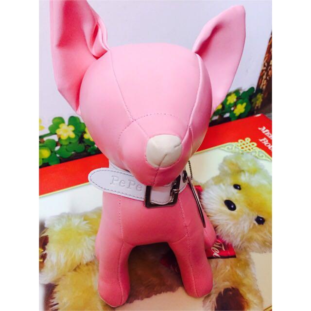 the pups 吉娃娃 狗公仔
