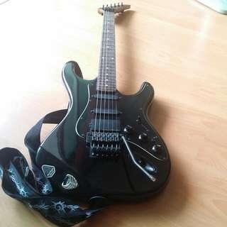 Kramer Guitar 80's Model