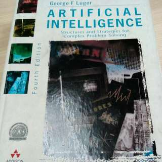 Artificial Intelligence Structures And Strategies For Complex Problem Solving 4th Edition
