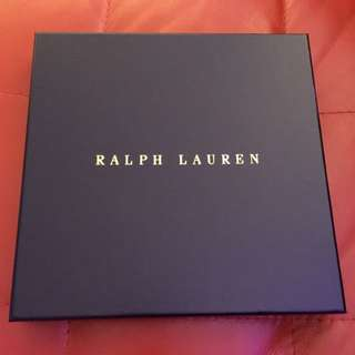 Ralph Lauren - Square Gift Box