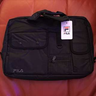 Brand New FILA Document Bag