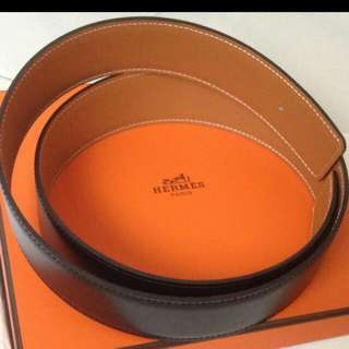 WTB : I'm Looking To Buy A Replacement Hermes Leather Belt Only, Without The Buckle.