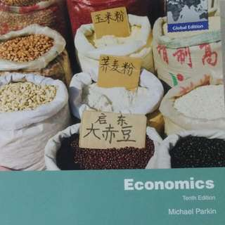 AB0901 Economics by Michael Parkin