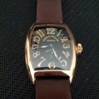 Franck Muller Ladies Watch