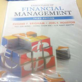 Essentials Of Financial Management 3rd Edition