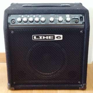 Line 6 LD15 Bass Amp