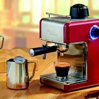 I Believe Espresso Coffee Maker Machine