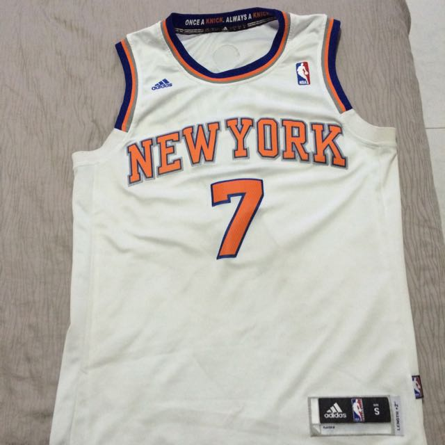 9e26c73a5f3 Carmelo Anthony New York Knicks Jersey