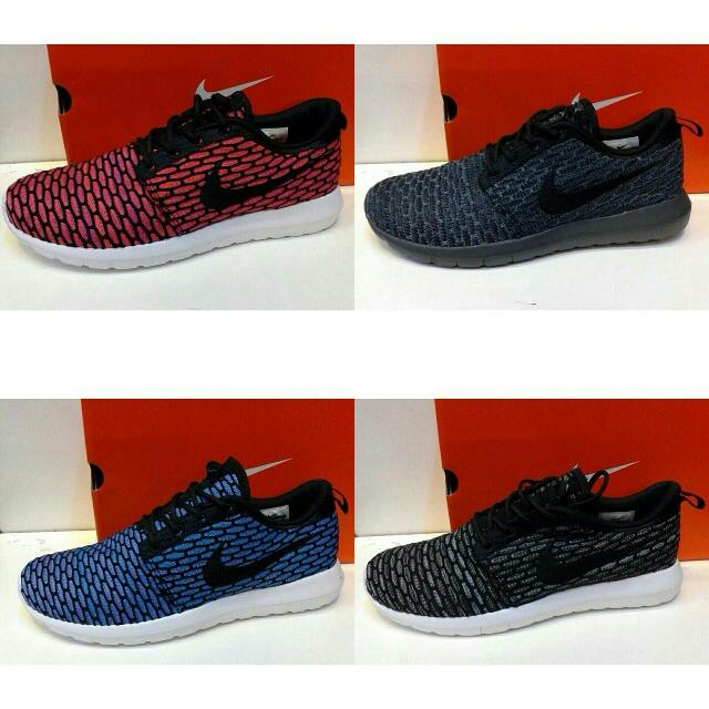 ad190109e90d Nike Roshe Run Flyknit Grade Original HQ Import Size 40-44 Ready ...