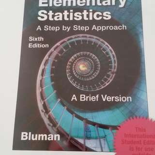 Statistic Text Book