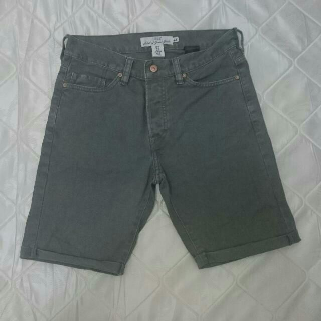 AUTHENTIC H&M Denim Shorts For Men