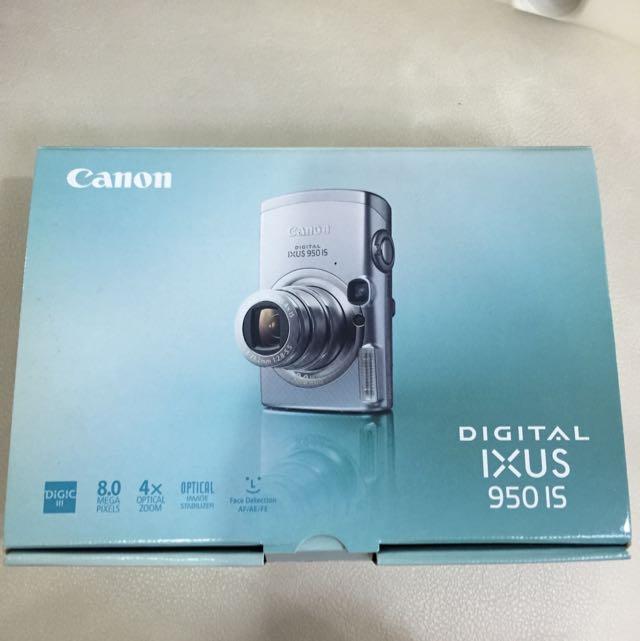 Canon Digital Camera Oxy's 950 IS