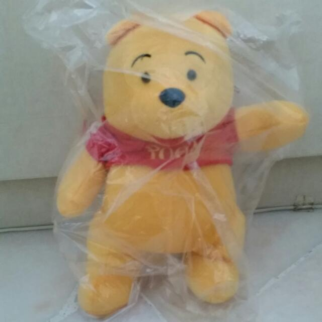 Pooh Bear - Collectn At Boon Keng Statn Only, Toys & Games on Carousell