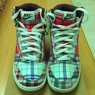 new style 58a91 ed500 Nike Dunk high cut Skinny prem from LEFTFOOT
