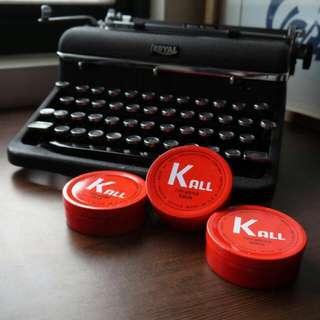 手動打字機專用色帶