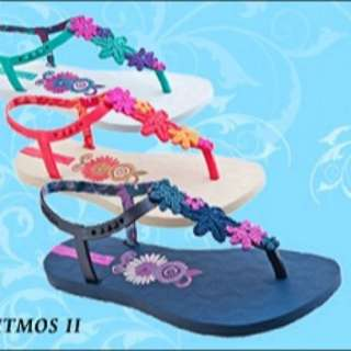 (Reserved) Authentic iPanema Sandals In Blue Size 38