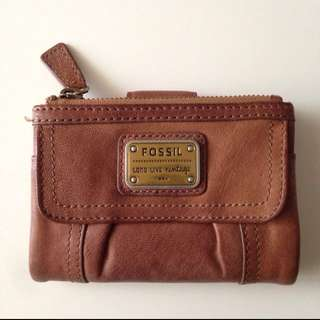 (Reserved)Fossil Wallet