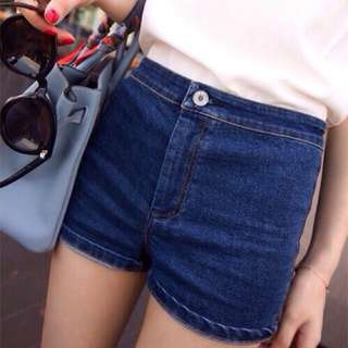 Denim High-Waist
