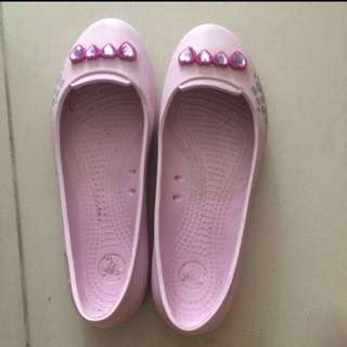 Crocs Shoes Pink Authentic